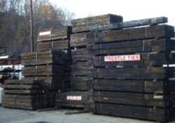 Railroad Ties | A-Advantage